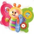 Активная игрушка Babyhit бабочка-Книга от 12 мес.