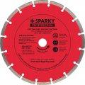 Диск Sparky 20009540200 алмазный ф230Х2.5X22,23 мм