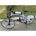 Электровелосипед Hummer 350W