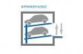 Автомобильная парковочная система KIPPARKER N3502