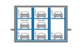 Интеллектуальная система с подъемной и сдвижной технологией, с приямком UNIPARKER N5303