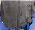 Genuine leather for production of vests