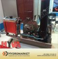 Комплект гидравлики Hyva на тягач с алюминиевым баком