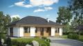 Панельно каркасные дома (Проект Z35bG)