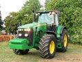 Трактор John Deere 8130 (2007)