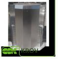 Вентилятор крышный радиальный с выходом потока вверх KROV-090