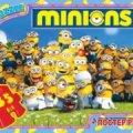 001 Пазлы ТМ G-Toys из серии Миньоны, 35 элементов