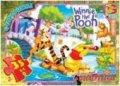 Пазлы ТМ G-Toys из серии Винни-Пух, 35 элементов, 003