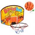 Баскетбольное кольцо M 2987 (120шт) щит-картон28-21см,кольц-пласт17см,сетка,мяч,в кул,30-27-2см (шт.)