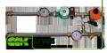 Water mixing UWS hub