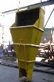 """Badia """"pantof"""" BP-1 (V = 1 m3) din metal pentru transportarea amestecurilor de beton din plastic şi soluţii, Odesa, Ucraina"""