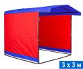 Tent of 3х3 m pipe of 20 mm