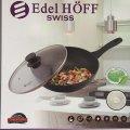 Сковорода WOK с мраморным покрытием Edel Hoff