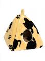 Домик для кошек Лапки-Царапки (408101)