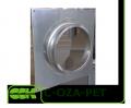 Elementi e componenti di sistemi di ventilazione industriale
