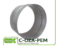 Adapter for an air duct of C-OZA-PEM-020