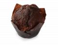 Мафін шоколадний з абрикосовою начинкою 65 г