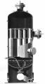 Apparatuur voor de zuivering van aardgas in de mode filtert nezagryaznyaemosti
