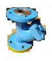Фильтр фланцевый Batu BPT-FL DN40 PN25 для LPG СУГ пропана