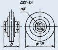 Варистор СН2-2А 390В