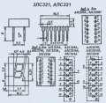 Indicator znakosinteziruyushchy ALS321B-1