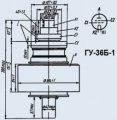 Лампа генераторная ГУ-36Б-1
