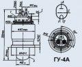 Лампа генераторная ГУ-4А