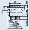 Микросхема КМП403ЕН4А