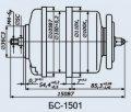 Сельсин-приемник БС-1501 кл.1