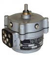 Electric motor asynchronous RD-09 reduction of 1/670 127B 1.75 rpm