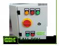El armario de la dirección de los ventiladores SAU-PPV-9,50-14,00 de canal