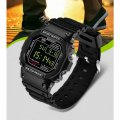 Hours sports Sanda Challenge Water Resistant 30 m black TGTW-06-black
