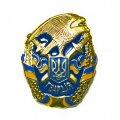 """Нагрудный знак """"Национальная гвардия с орлом"""""""