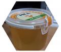 La miel pura, natural la Acacia de 1,2 kg.