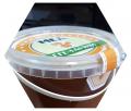 La miel pura, natural de Grechka de 1,2 kg.