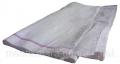White polypropylene bag 55h105 cm, 50 kg