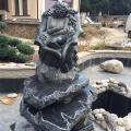 Садовая скульптура русалка