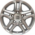 Литые диски WSP Italy W1759 Brasil 10,0x22 5x150 ET45 dia110,1 (HS)