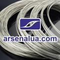 Wire of zinc of the TsV, Ts0 brand. Constantly in a warehouse. GOST 13073-77