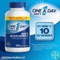 Комплекс витаминов для мужчин Bayer One A Day Men's Health Formula 300 таблеток
