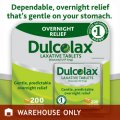 Комплекс для избавления от запоров Dulcolax® Laxative 200 Tablets