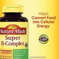 Витаминный комплекс Nature Made Super B-Complex 460 таблеток
