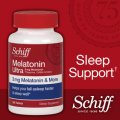 Витаминный комплекс мелатонин Schiff® Melatonin 3Mg Ultra от Reckitt Benckiser 365 таб.