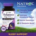 Комплекс витаминов мелатонин Natrol® Melatonin 5 мг 250 таб.