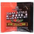Порционный Пакет соуса тайского-чили Kikkoman Thai Style Chili Sauce-300шт 28gram Packets/Case