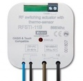The switching performer with a temperature sensor of RFSTI-11B
