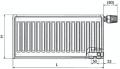 Стальные панельные радиаторы Romstal