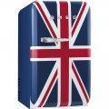 Отдельностоящий мини-бар, стиль 50-х годов Smeg FAB5RUJ2 британский флаг