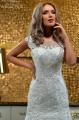 Платье свадебное кружкво, 517-16