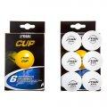 Шарики для настольного тенниса Stiga Cup C-6